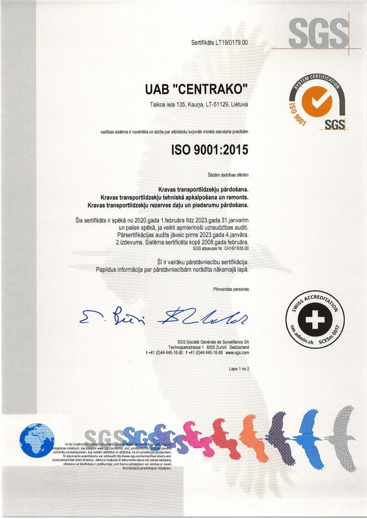 Centrako certificates 2019_Lv